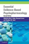 Essential Evidence-Based Psychopharmacology 2nd edition 9781107400108 1107400104