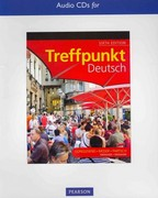 Text Audio CDs for Treffpunkt Deutsch 6th Edition 9780205783380 0205783384