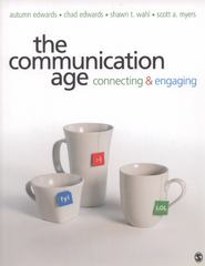 The Communication Age 1st Edition 9781412977593 1412977592