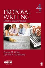 Proposal Writing 4th Edition 9781412988995 1412988993