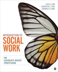 Introduction to Social Work 1st Edition 9781452244341 1452244340