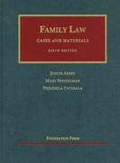 Family Law 6th edition 9781609300548 1609300548