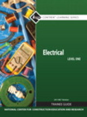 Electrical Level 1 Trainee Guide, 2011 NEC Revision, Hardcover 7th Edition 9780132571241 0132571242