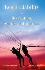 Legal Liability in Recreation, Sports, and Tourism 4th edition 9781571676436 1571676430