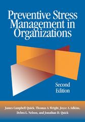 Preventive Stress Management in Organizations 2nd edition 9781433811852 1433811855