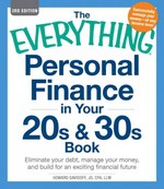 Personal Finance in Your 20s and 30s Book 3rd Edition 9781440542565 1440542562
