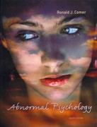 Abnormal Psychology & PsychPortal Access Card 8th edition 9781464122521 1464122520