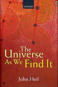 The Universe As We Find It 0 9780191632846 0191632848