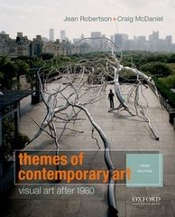 Themes of Contemporary Art 3rd Edition 9780199797073 0199797072