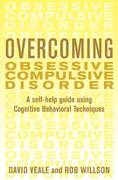 Overcoming Obsessive Compulsive Disorder 1st edition 9780465011087 046501108X