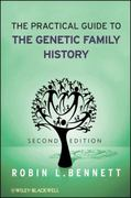 The Practical Guide to the Genetic Family History 2nd edition 9780470040720 0470040726