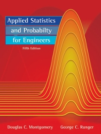 Applied Statistics and Probability for Engineers 5th edition 9780470053041 0470053046