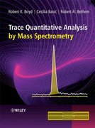 Trace Quantitative Analysis by Mass Spectrometry 1st edition 9780470057711 0470057718