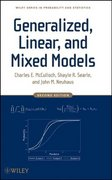 Generalized, Linear, and Mixed Models 2nd edition 9780470073711 0470073713