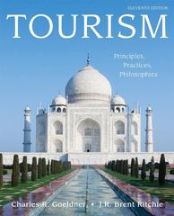 Tourism 11th edition 9780470084595 0470084596