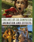 The Art of 3D Computer Animation and Effects 4th Edition 9780470084908 0470084901