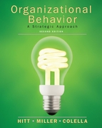 Organizational Behavior 2nd edition 9780470086971 0470086971