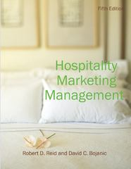 Hospitality Marketing Management 5th Edition 9780470088586 0470088583