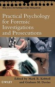 Practical Psychology for Forensic Investigations and Prosecutions 1st edition 9780470092132 0470092130