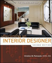 Becoming an Interior Designer 2nd Edition 9780470114230 0470114231