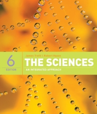 The Sciences 6th edition 9780470118542 0470118547