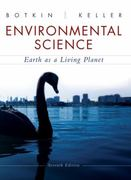 Environmental Science 7th edition 9780470118559 0470118555