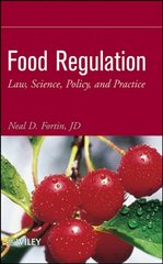 Food Regulation 1st Edition 9780470127094 0470127090