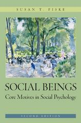 Social Beings 2nd Edition 9780470129111 0470129115