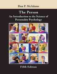 The Person 5th Edition 9780470129135 0470129131