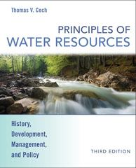 Principles of Water Resources 3rd edition 9780470136317 0470136316