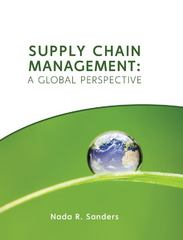 Supply Chain Management 1st Edition 9781118361689 1118361687