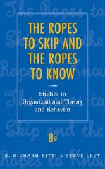 The Ropes to Skip and the Ropes to Know 8th edition 9780470169674 0470169672