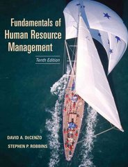 Fundamentals of Human Resource Management 10th edition 9780470169681 0470169680