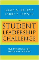 The Student Leadership Challenge 1st Edition 9780470177051 0470177055