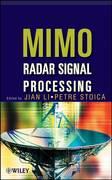 MIMO Radar Signal Processing 1st edition 9780470178980 0470178981