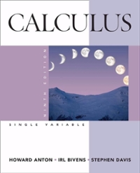 Calculus Late Transcendentals Single Variable 9th edition 9780470183472 0470183470
