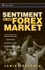 Sentiment in the Forex Market 1st edition 9780470208236 0470208236