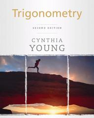 Trigonometry 2nd edition 9780470222713 0470222719