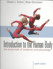 Introduction to the Human Body 8th edition 9780470230169 0470230169