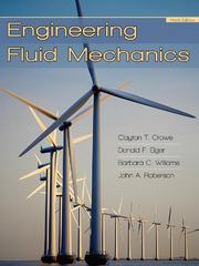 Engineering Fluid Mechanics 9th edition 9780470259771 0470259779