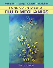 Fundamentals of Fluid Mechanics 6th edition 9780470262849 0470262842