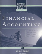 Financial Accounting, Study Guide: Tools for Business Decision Making 5th edition 9780470379769 0470379766