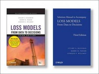 Loss Models 1st Edition 9780470386194 0470386193