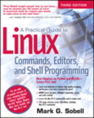 A Practical Guide to Linux Commands, Editors, and Shell Programming 3rd Edition 9780133085044 013308504X