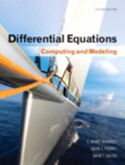 Differential Equations 5th Edition 9780321816252 0321816250