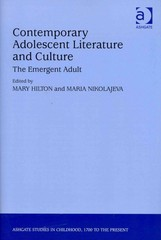 Contemporary Adolescent Literature and Culture 1st Edition 9781317160991 1317160991
