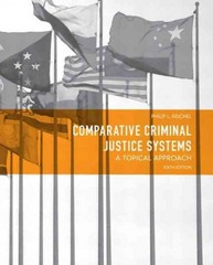 Comparative Criminal Justice Systems 6th Edition 9780132457521 0132457520