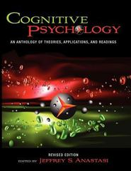 Cognitive Psychology 0 9781621311317 1621311317