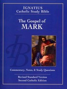 The Gospel According to Saint Mark 2nd Edition 9781586174590 1586174592