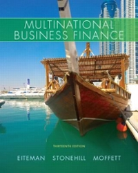 Multinational Business Finance 13th Edition 9780132743464 0132743469